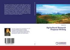 Borítókép a  Agricultural Research Proposal Writing - hoz