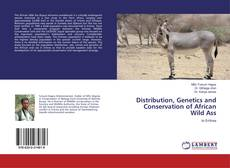 Capa do livro de Distribution, Genetics and Conservation of African Wild Ass
