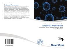 Bookcover of Endaural Phenomena
