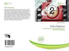 Bookcover of Petru Popescu