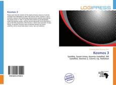 Capa do livro de Kosmos 3