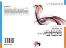 Bookcover of Kosmos 97