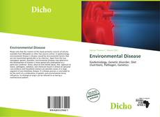Bookcover of Environmental Disease