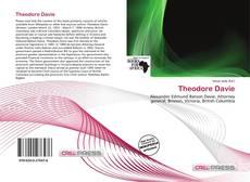 Bookcover of Theodore Davie