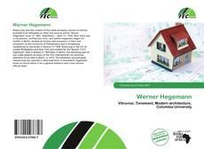 Borítókép a  Werner Hegemann - hoz