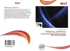 Bookcover of Pittsburg, California
