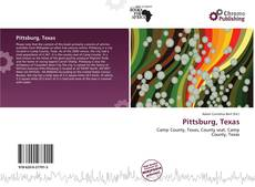 Bookcover of Pittsburg, Texas