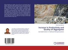 Bookcover of Increase in Productivity and Quality of Aggregates