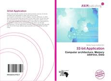 Portada del libro de 32-bit Application