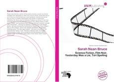 Capa do livro de Sarah Nean Bruce