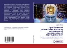 Bookcover of Программная реализация методов современной неравновесной термодинамики