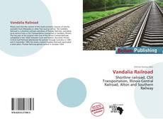 Vandalia Railroad kitap kapağı