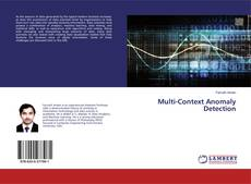 Couverture de Multi-Context Anomaly Detection