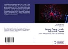 Couverture de Recent Researches in Advanced Physics