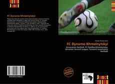 Обложка FC Dynamo Khmelnytskyi