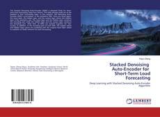 Capa do livro de Stacked Denoising Auto-Encoder for Short-Term Load Forecasting