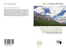 Portada del libro de New Guinea Highlands