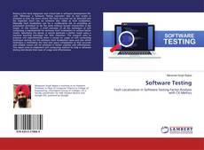 Buchcover von Software Testing