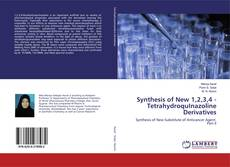 Portada del libro de Synthesis of New 1,2,3,4 - TetrahydroquInazoline Derivatives