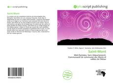 Capa do livro de Saint-Mont