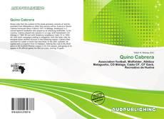 Обложка Quino Cabrera
