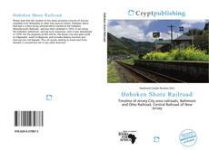 Bookcover of Hoboken Shore Railroad