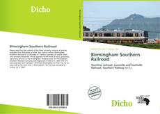 Bookcover of Birmingham Southern Railroad