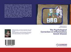 Portada del libro de The Psychological Correction in Inflammatory bowel disease