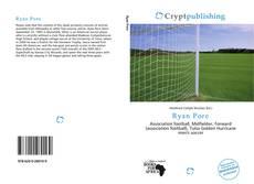 Bookcover of Ryan Pore
