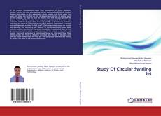 Couverture de Study Of Circular Swirling Jet