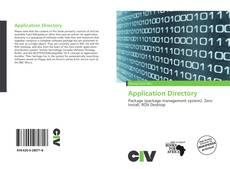 Application Directory kitap kapağı