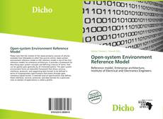 Copertina di Open-system Environment Reference Model