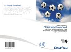 Обложка FC Olimpik Kirovohrad