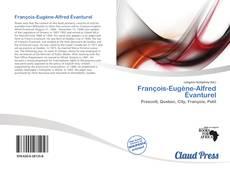 Buchcover von François-Eugène-Alfred Évanturel