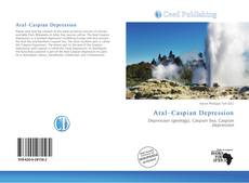Copertina di Aral–Caspian Depression