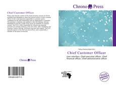 Portada del libro de Chief Customer Officer