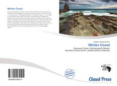Winter Coast kitap kapağı