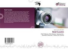Reid Carolin kitap kapağı