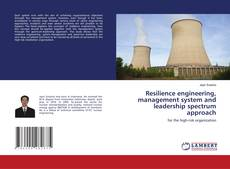 Bookcover of Resilience engineering, management system and leadership spectrum approach