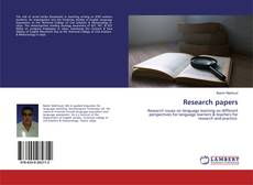 Bookcover of Research papers
