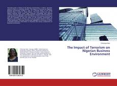 Bookcover of The Impact of Terrorism on Nigerian Business Environment