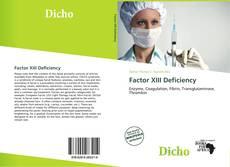 Couverture de Factor XIII Deficiency