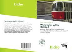 Capa do livro de Whitewater Valley Railroad