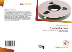 Couverture de Stephen Burrows