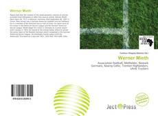 Werner Mieth kitap kapağı