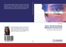 Capa do livro de How Greenwashing Misleads Consumers