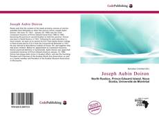Обложка Joseph Aubin Doiron