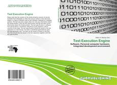 Portada del libro de Test Execution Engine