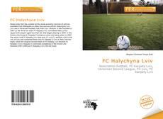 FC Halychyna Lviv kitap kapağı