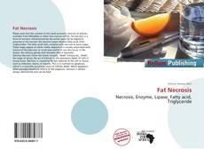 Capa do livro de Fat Necrosis